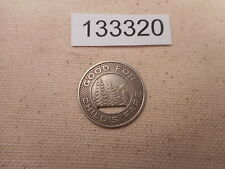 Seattle Good For One Child's Fair Transit Token Nice Collector Item - # 133120