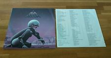 Asia Astra USA LP With Inner Geffen GHS24072 Classic Prog Rock