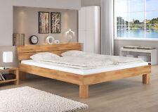 Moderno letto/futon 160x200 in Faggio con doghe regolabili-materasso 60.80-16MFV