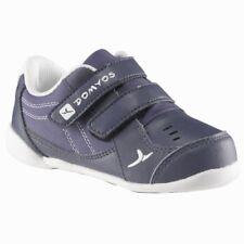 NOUVEAU!!! boystrainers noir chaussures de bébé Domyos 22/UK 5.5 C/14 cm