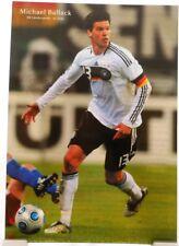 Michael Ballack + Fußball Nationalspieler DFB + Fan Big Card Edition B424 +