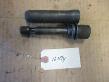 John Deere A B G Power Trol Hydraulic Dummy Plug Shear Clip Type With Cover