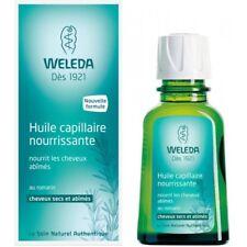 Weleda - Huile capillaire nourrissante au romarin BIO - 50 ml