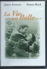 DVD La vie est belle Frank Capra  avec James Stewart  NEUF sous cellophane
