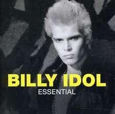 BILLY IDOL - Essential (Best Of / Greatest Hits) - CD - NEUWARE