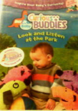 NICK Jr Baby CURIOUS BUDDIES LOOK and LISTEN at the PARK 3-18 Months SEALED DVD