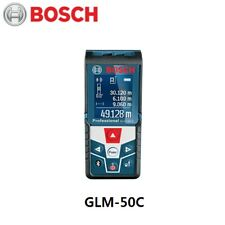 BOSCH GLM 50C Professional Laser Distance Meter Range Finder Measure Tape 50m