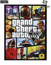 Grand Theft Auto V Rockstar Social Club Download Key Digital Code [DE] [EU] PC