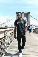 Black Tshirt Size S,M,L,XL - Superdry, sik silk, gym king, bee inspired