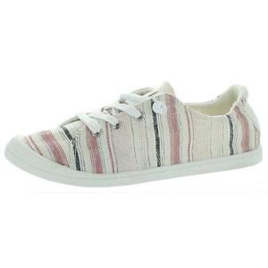 Roxy Womens Bayshore III Multi Fashion Sneakers Shoes 8 Medium (B,M) BHFO 0513