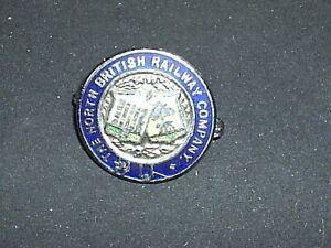 Badge. The North British Railway Company