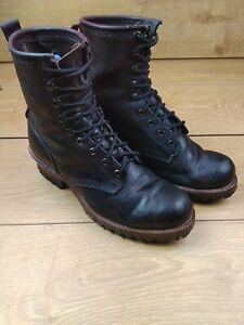 Women's Frye Lace Up Boots UK Size 8