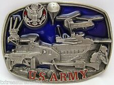 BELT BUCKLES casual patriotic USA accessories US military U.S. ARMY buckle NWOT!