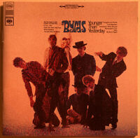 THE BYRDS YOUNGER THAN YESTERDAY CD COLUMBIA USA SBM 1996 NEAR MINT
