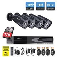 Be Safe At Home Or At Office 4CH 1080P CCTV Camera Security Surveillance Systems