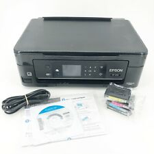 EPSON Small-In-One Expression Home Color Printer Model XP-440 Never Used + INK