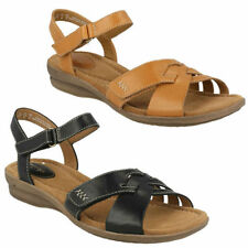 Clarks Wide (E) Sandals & Beach Shoes for Women