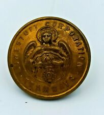 VINTAGE LOWESTOFT CORPORATION TRAMWAYS UNIFORM BUTTON 24MM