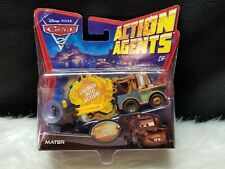 Disney Pixar Cars 2 Action Agents Mater V3020