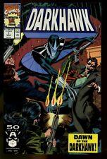DARKHAWK #1 NEAR MINT 9.4 1991 MARVEL COMICS