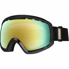 VON ZIPPER FEENOM SNOW GOGGLES | GLOSS BLACK / GOLD CHROME | GMSN7FEN-BKD