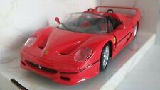 Maisto Ferrari F50 1995 spyder, automodello scala 1:24 - 1:25 (301)