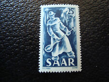 SARRE (allemagne) - timbre yvert et tellier n° 261 n** (A5) stamp
