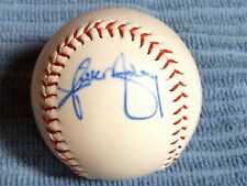 Rick Monday Autographed Baseball - OLB3 - Chicago Cubs - Los Angeles Dodgers