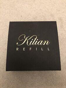 Kilian refill box with accesories (NO PERFUME)