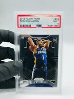 2019-20 Panini Prizm Zion Williamson PSA 9 Mint #248 Rookie