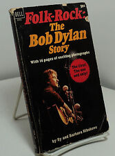 Folk Rock : The Bob Dylan Story - Dell 2643 - First edition