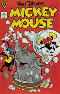 Mickey Mouse (Walt Disney's…) #232 VF; Dell | save on shipping - details inside