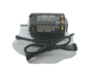 PRO AMPS  SENSORED  BRUSHLESS STOCK 17.5T G2 RACE MOTOR