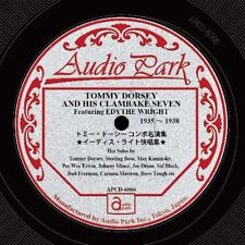 TOMMY DORSEY-TOMMY DORSEY AND HIS CLAMBAKE SEVEN 1935-1938...-JAPAN CD F30