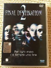 Final Destination 2 (in italiano) DVD