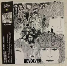 """The Beatles Revolver CD USA 2014 """"vinyl replica"""""""