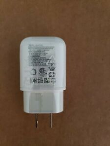 LG MCS-H05WD Fast Wall Charger - White NEW