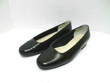 Worthington Black Leather Dress Shoes Women's Size 7W