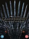 Game of Thrones: Season 8 [2019] (DVD) Emilia Clarke,Peter Dinklage