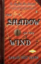 The Shadow of the Wind a paperback book by Carlos Ruiz Zafón FREE SHIPPING zafon