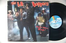 L.A. BOPPERS Make Mine Bop SOUL LP Shrink MCA