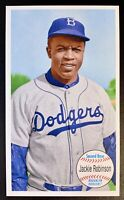 2020 Topps Archives 1964 Topps Oversized JACKIE ROBINSON Card #640-JR Dodgers