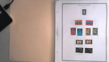 UNITED NATIONS COLLECTION ON ALBUM PAGES, ALL MINT