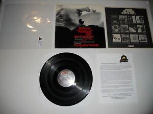 Rosemary's Baby Soundtrack Analog '68 1st Dot Jazz Chris Komeda ULTRASONIC Clean