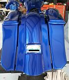 "97-08 Harley Davidson Stretched 6"" Down 9"" Back  BAGS AND FENDER Flh Touring"