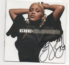 Eve EveOlution 2002 Autographed Promo CD & Blaze Magazine Autographed Cover