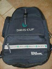 "Wilson ""Davis Cup"" Tennis Backpack"