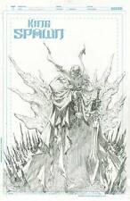 King Spawn #1 Cover H Capullo sketch 1:50 Presale Releases 08/25/2021