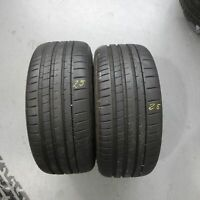 2x Michelin Pilot Super Sport MO1 255/40 R18 99Y DOT 1018 7 mm Sommerreifen