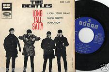 """THE BEATLES - Long Tall Sally + 3, EP 7"""" SPAIN 1964"""